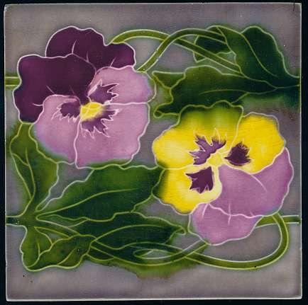 Art1900 Antiquitaten Berlin Kurfurstendamm 53 Jugendstilfliese Art 1900 Art Nouveau Tile Jugendstilfliesen Jugendstil Blumen Fliesen Im Jugendstil