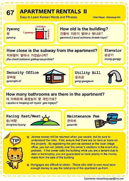 67 Learn Korean Apartment Rentals 2