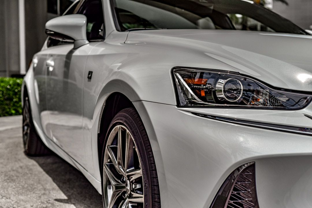 Lexus of North Miami Car Photo Shoot with AH360 and the
