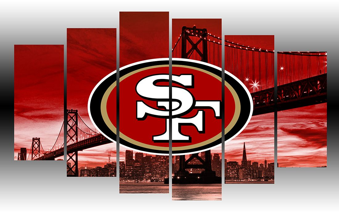 San Francisco 49ers NFL Football San francisco 49ers