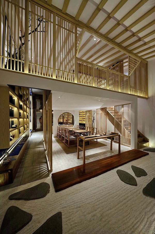 Pin By Januar On Contemporary Chinese Tropical Interior