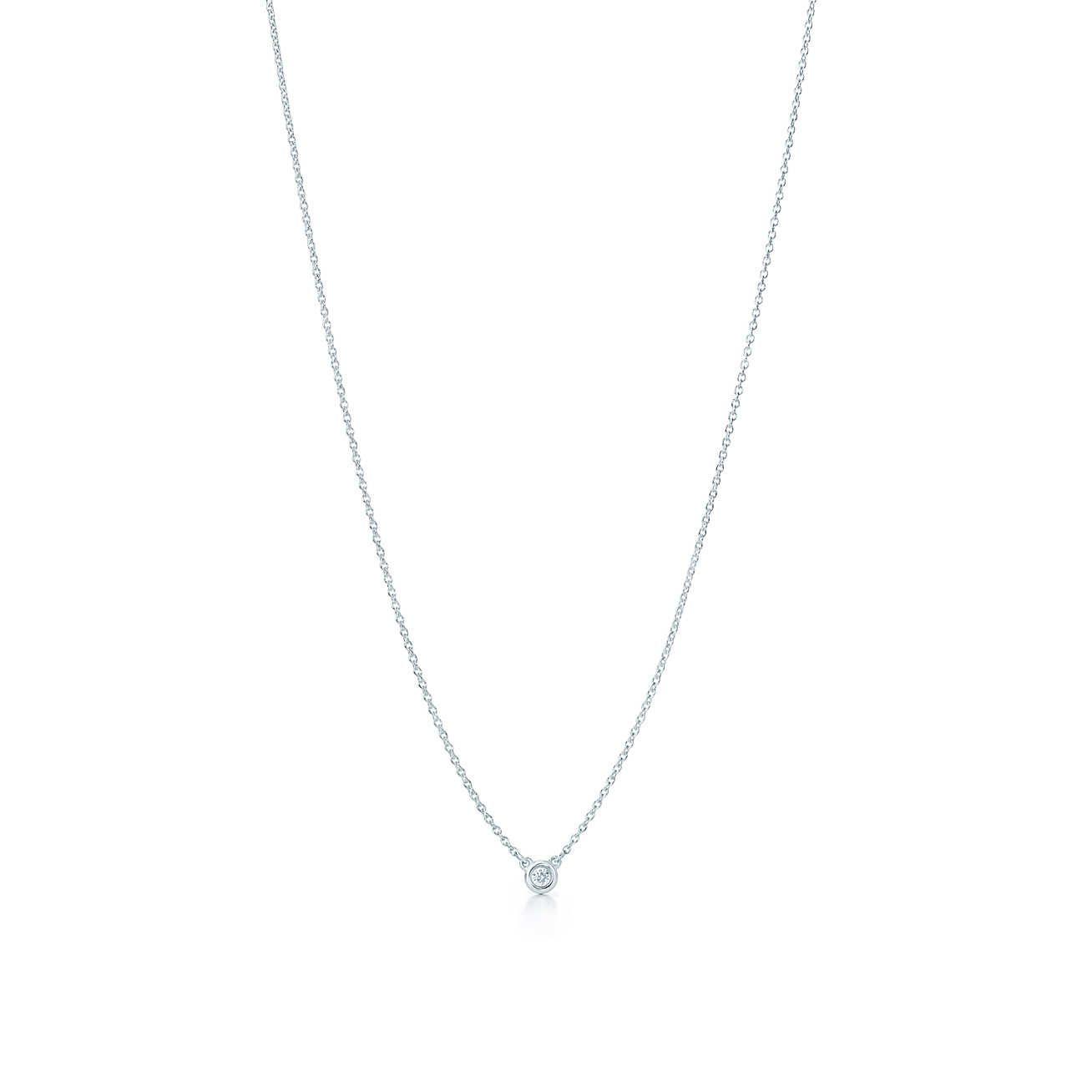 Elsa peretti diamonds by the yard pendant elsa peretti elsa and elsa peretti diamonds by the yard pendant elsa perettidiamond pendant necklacetiffany aloadofball Image collections