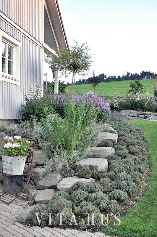 * VitaHus *: Garten | Gardening | Pinterest | Gärten, Garten Terrasse Und  Steinmauer