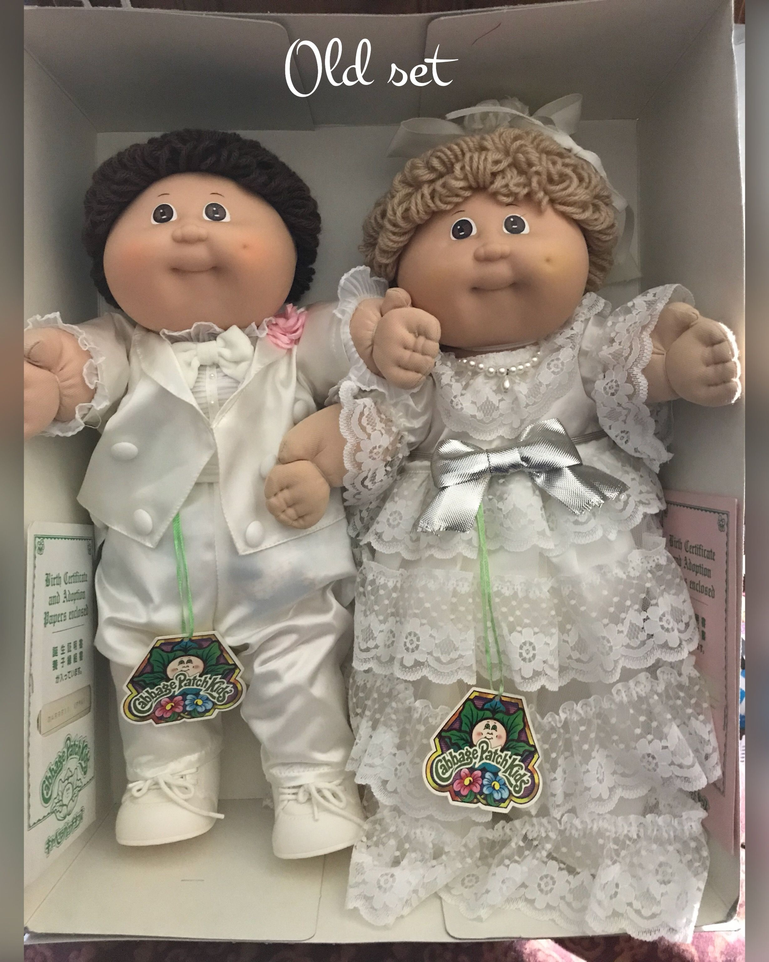 Cabbage patch dolls | 200+ ideas on Pinterest in 2020 | cabbage patch dolls,  cabbage patch, cabbage patch kids