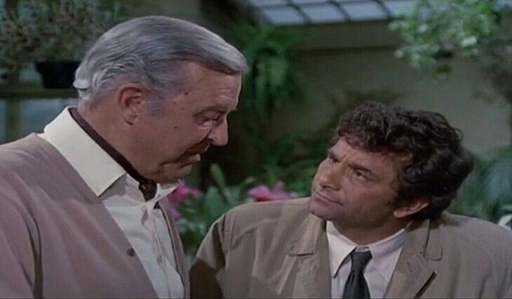 Pin By J Hatch On Peter Falk Columbo Peter Falk The Great Race