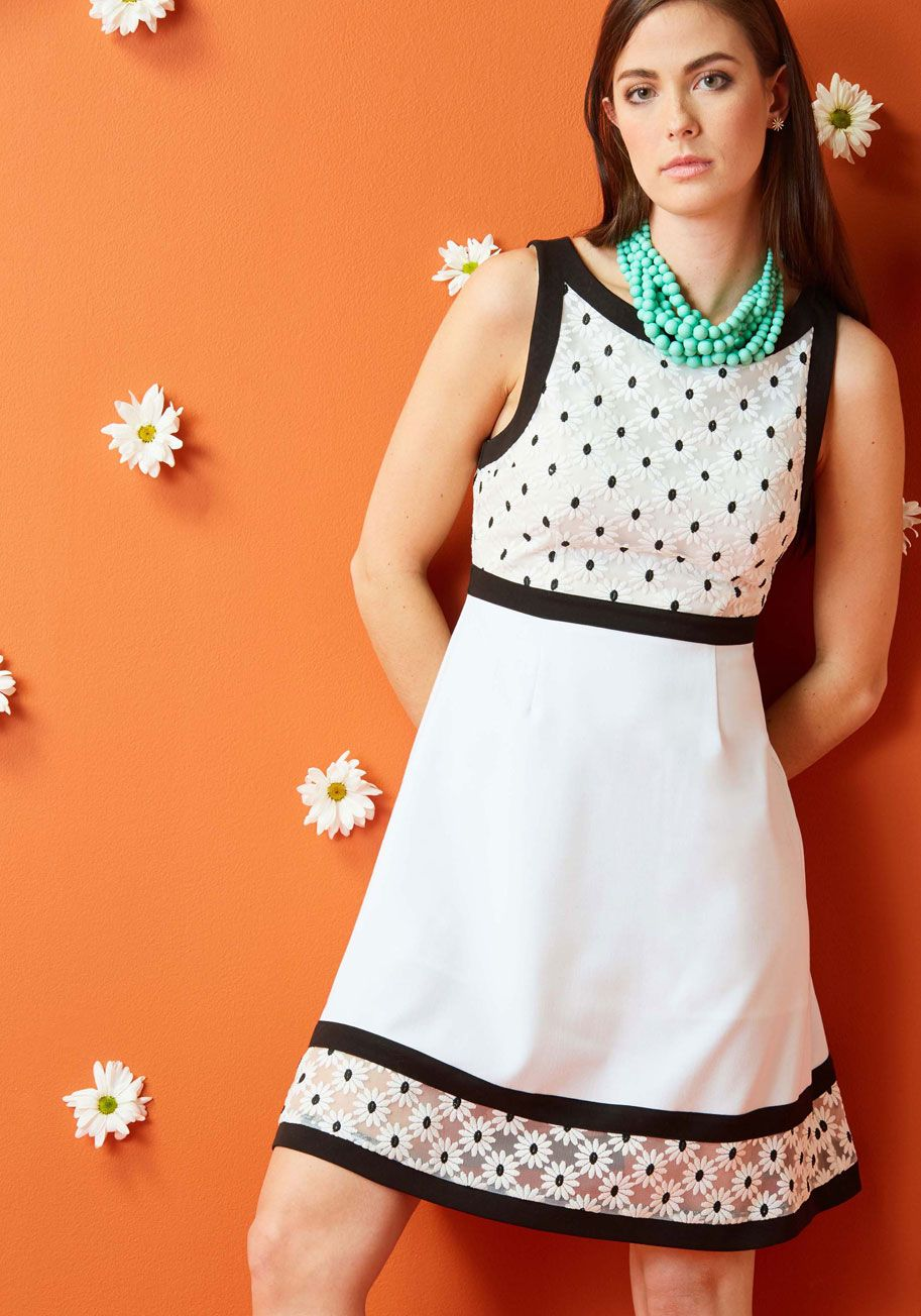 634a13160c Bliss in Bloom A-Line Dress. If your wardrobe is a garden of incredible  style