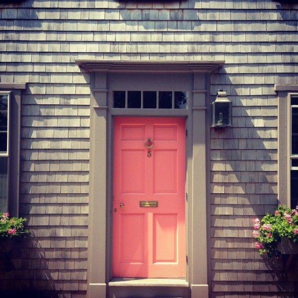 Best 25 Beach House Colors Ideas On Pinterest: Best 25+ Coral Door Ideas On Pinterest