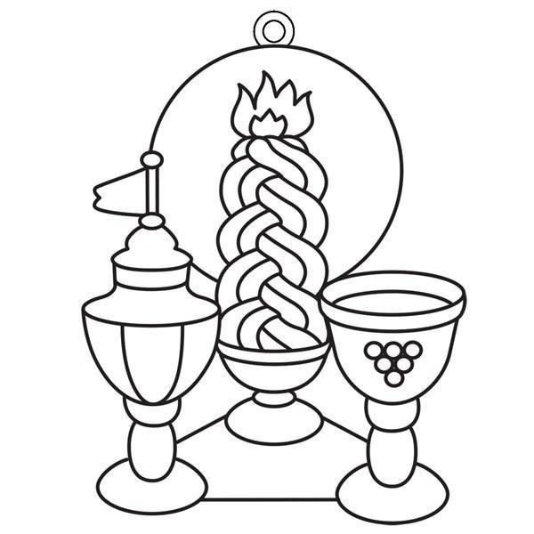 Suncatchers Havdalah Bulk Suncatchers Candles Kiddush Cup