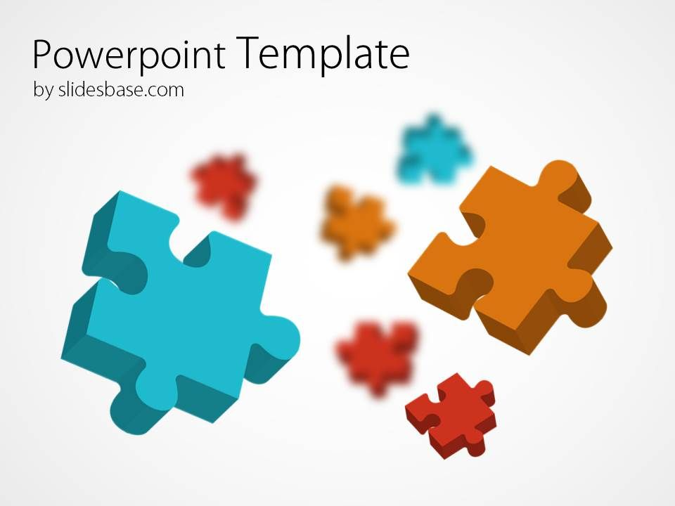 powerpoint template 3d monster - photo #48