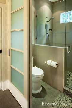 Modern Jack Jill Bathroom Bathroom Love These Practical Doors