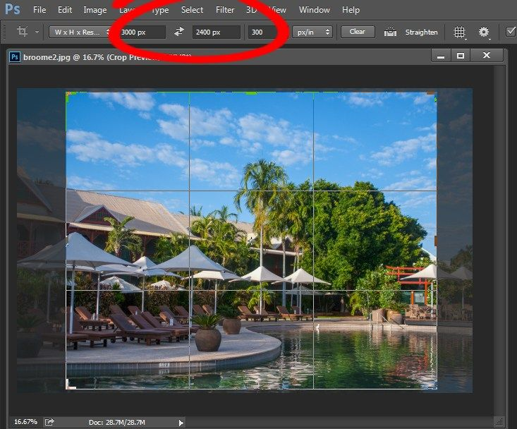 Image Size And Resolution Explained For Print And Onscreen Digital Photography School Photography Image