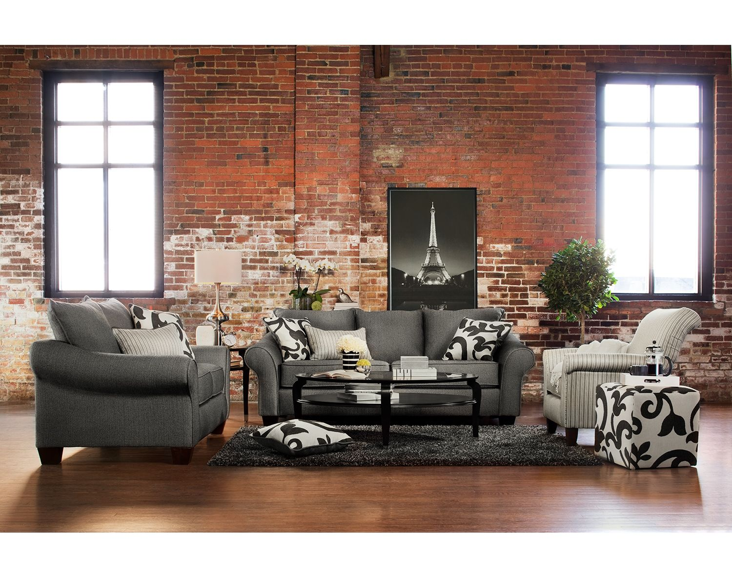 The Colette Gray Collection | American Signature Furniture ...