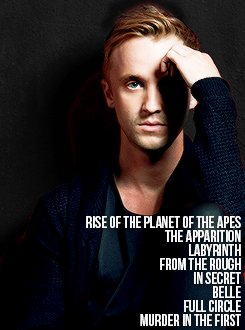 Tom felton - Post-Potter projects so far