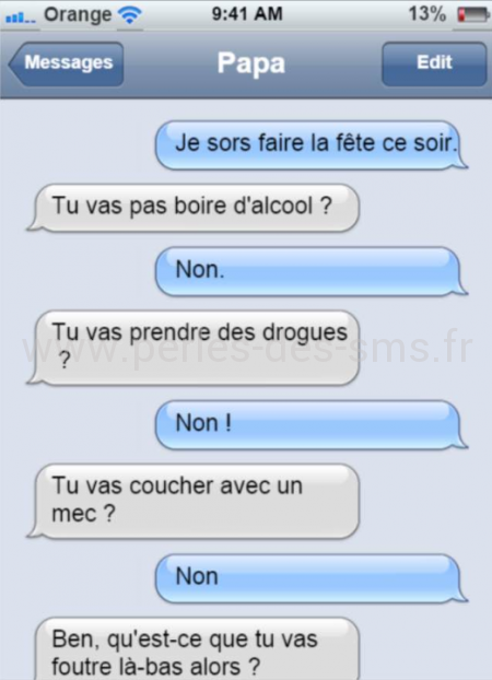 Extrêmement fête père fille perles des sms | Humour | Pinterest | Pere fille  XR76