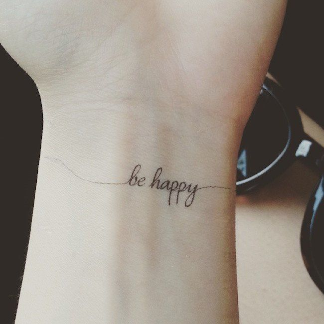 The Ultimate List of Small Wrist Tattoos That Will Turn Your Attention