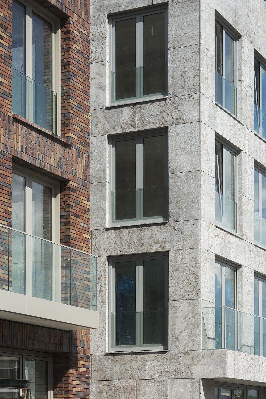 Tweelinggebouw ML_A in Houthaven gereed - PhotoID #366979