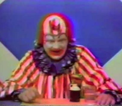 presto the magic clown in 1970 something inconceivable happened in louisville a tv station. Black Bedroom Furniture Sets. Home Design Ideas