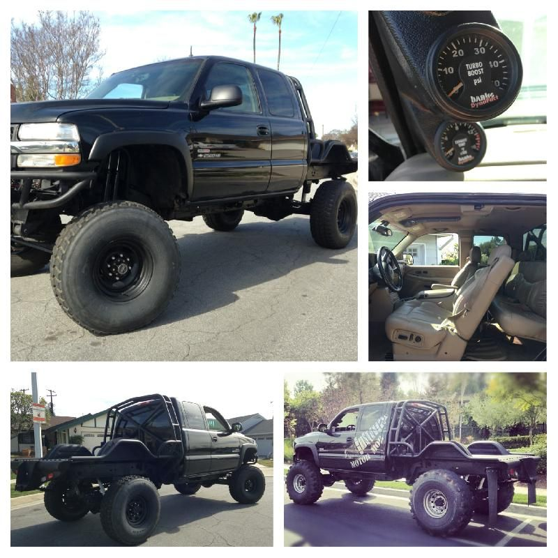 Off-Road Racing Classifieds | RDC | Duramax Diesel Solid Axle Lifted ...