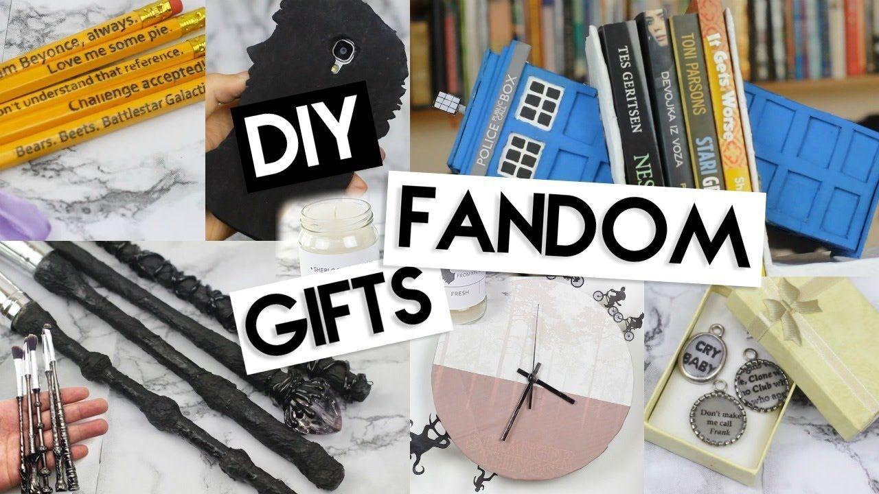 DIY (Last Minute) Fandom Gifts! Stranger Things Clock