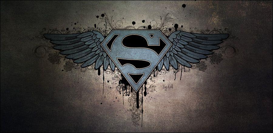 Superman Wings By Kellcandidodeviantartcom On At Deviantart