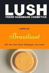 Rezept Rezept für ein festes Shampoo wie von Lush Mit frischen Orangen und Jojobaöl  Rezept