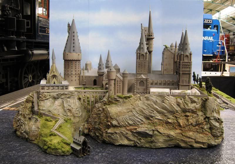 Model Hogwarts
