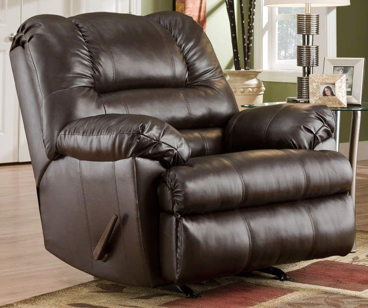 Simmons Harbortown Recliner Living Room Furniture Collections