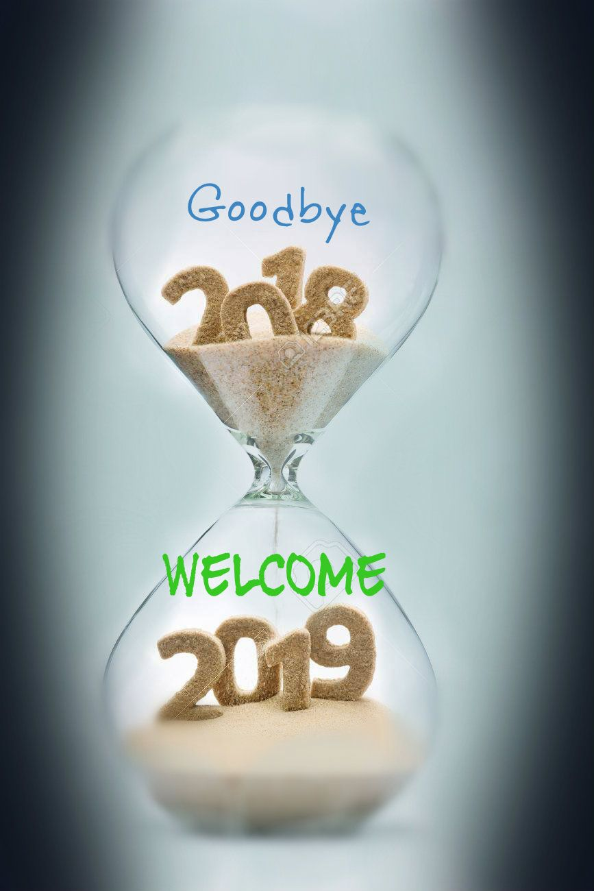Goodbye 2018 Welcome 2019 New Year Images, Messages & SMS ...
