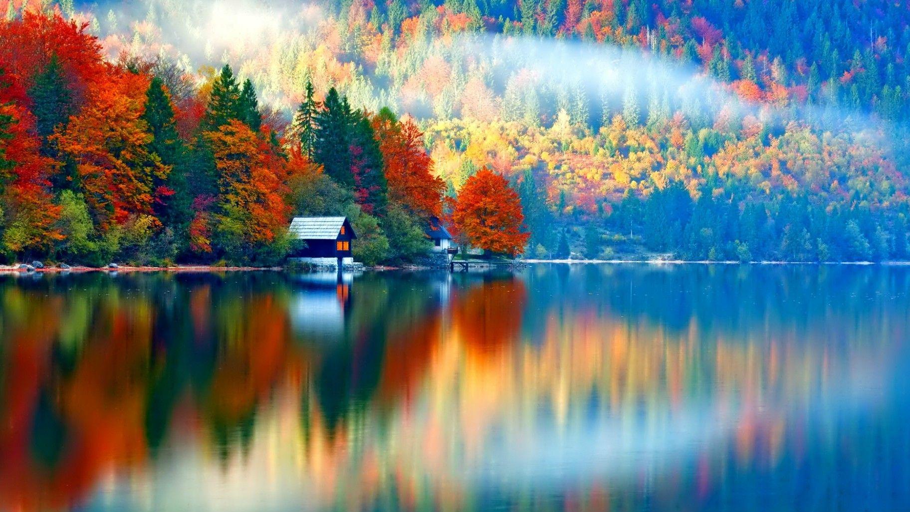 Autumn Colors Desktop Wallpaper Fall Wallpaper Nature Wallpaper Nature