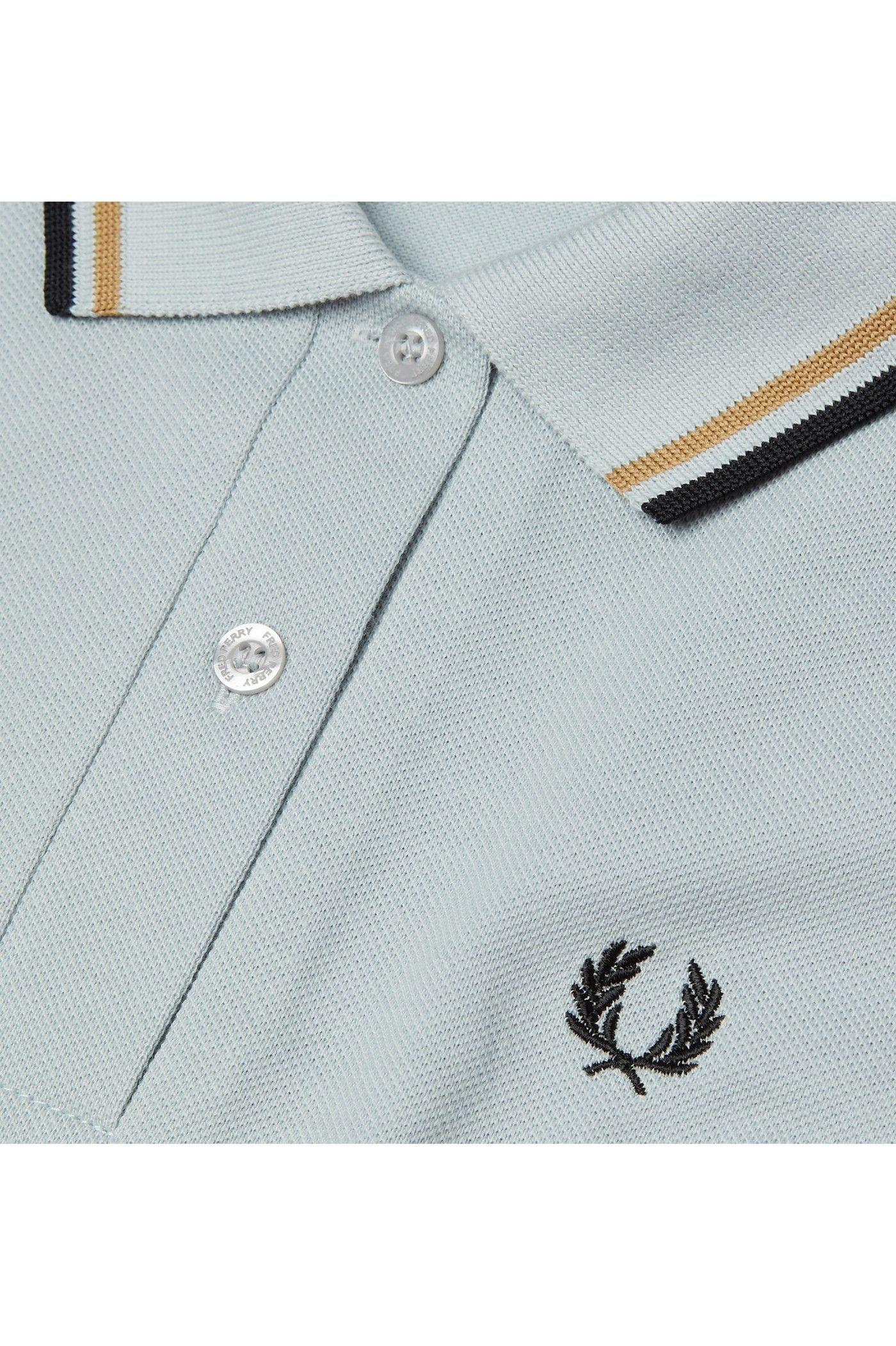 c74caec721c Fred Perry - G12 Silver / 1964 Gold / Black | Clothes