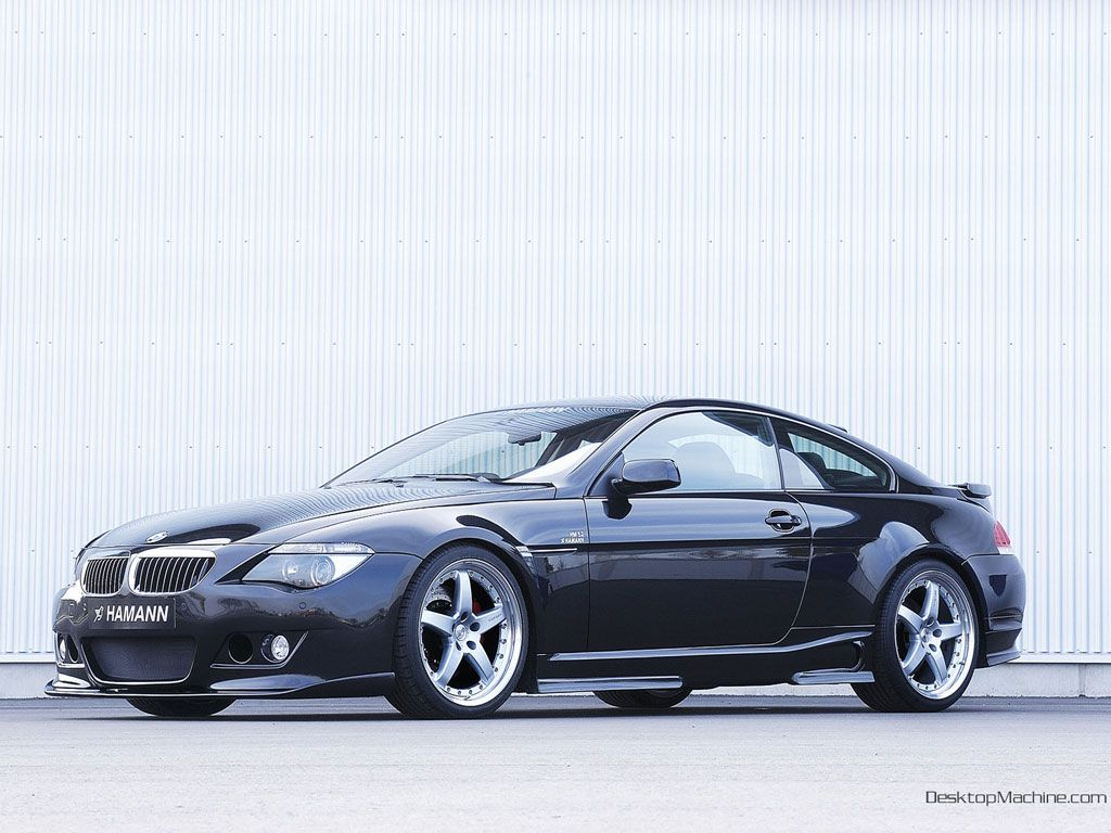 BMW 6 Series Car Pictures