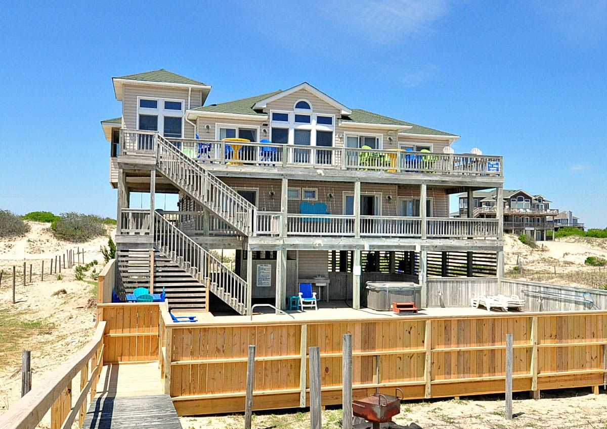 Changes in Latitudes  Oceanfront vacation rentals Outer
