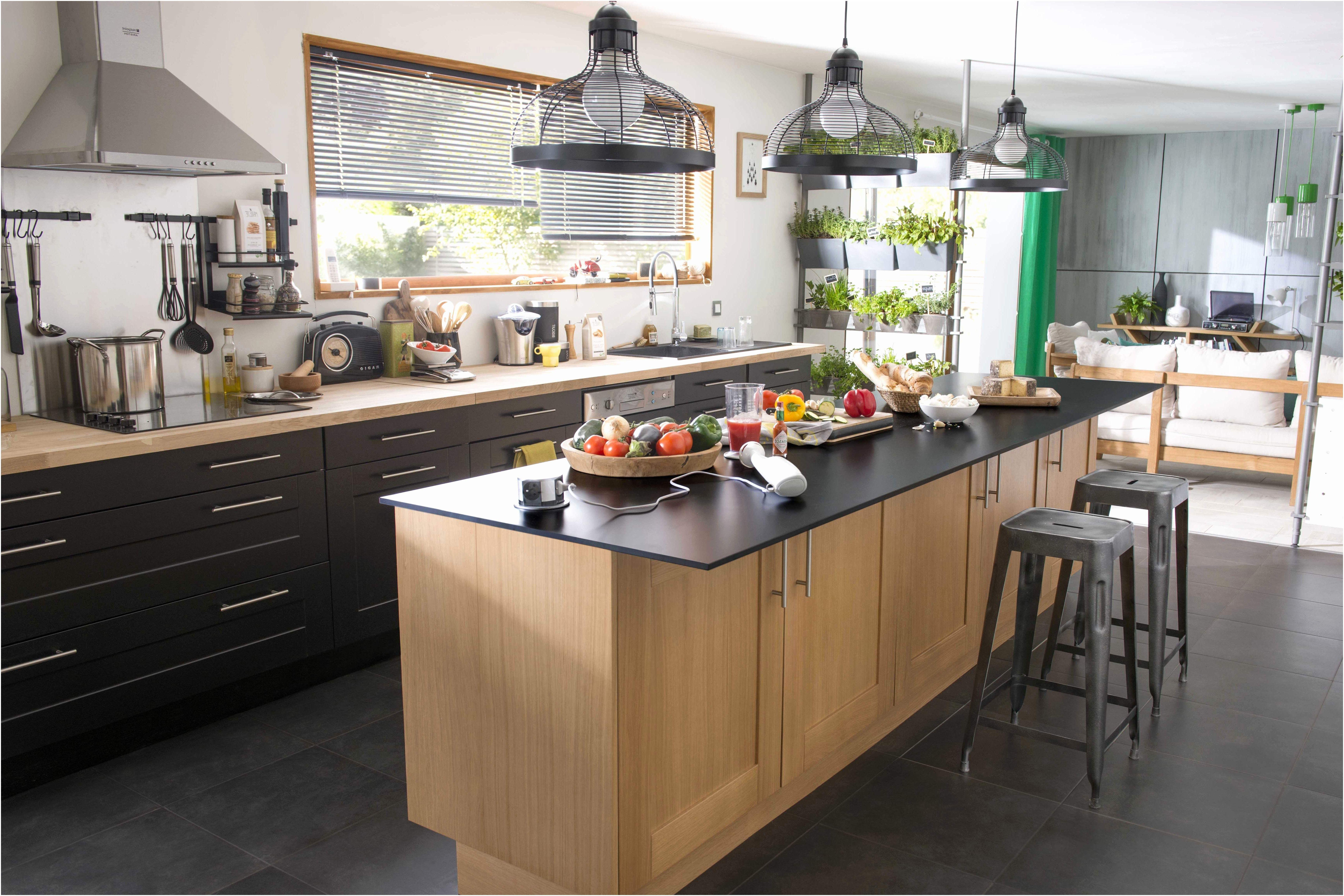Lovely Cuisine Style Campagne Contemporain | Idées de maison ...