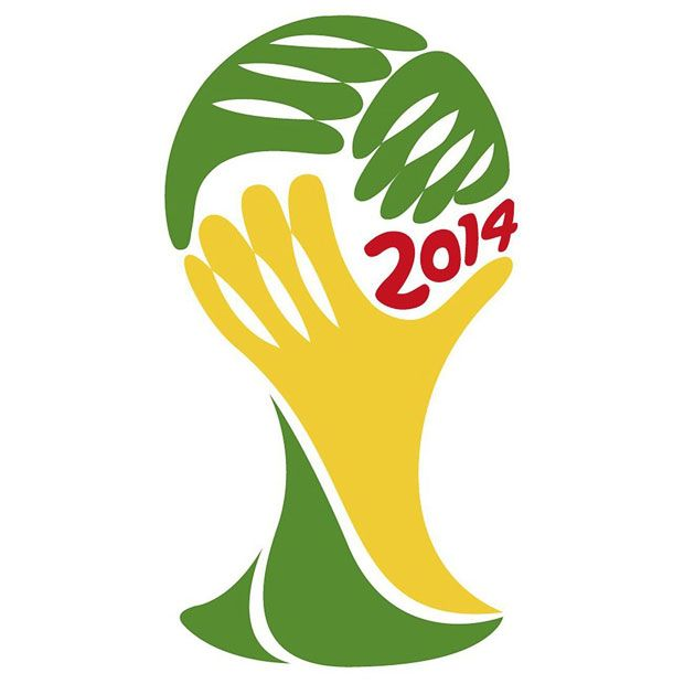 This Year S World Cup Logo Is A Facepalm World Cup Logo World Cup Tickets World Cup 2014