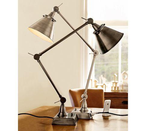 Architect S Smart Technology Adjustable Task Table Lamp Table Lamp Lamp Floor Lamp Table
