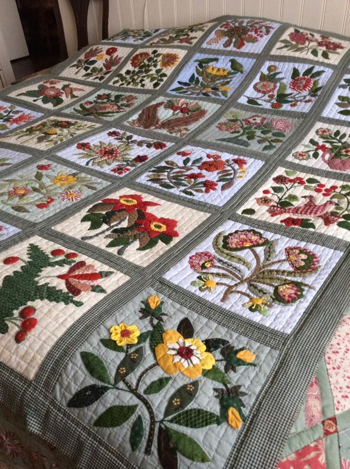 Pin By Blue Springs Quilting Marie Lorraine Harrison On Appliqu