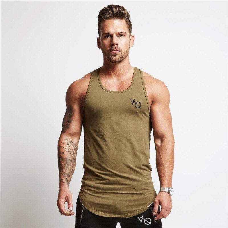33a17dec50cbe NANSHA-Mens-Sleeveless-Tank-Tops-Summer-Print-VQ-Cotton-Male-Tank ...