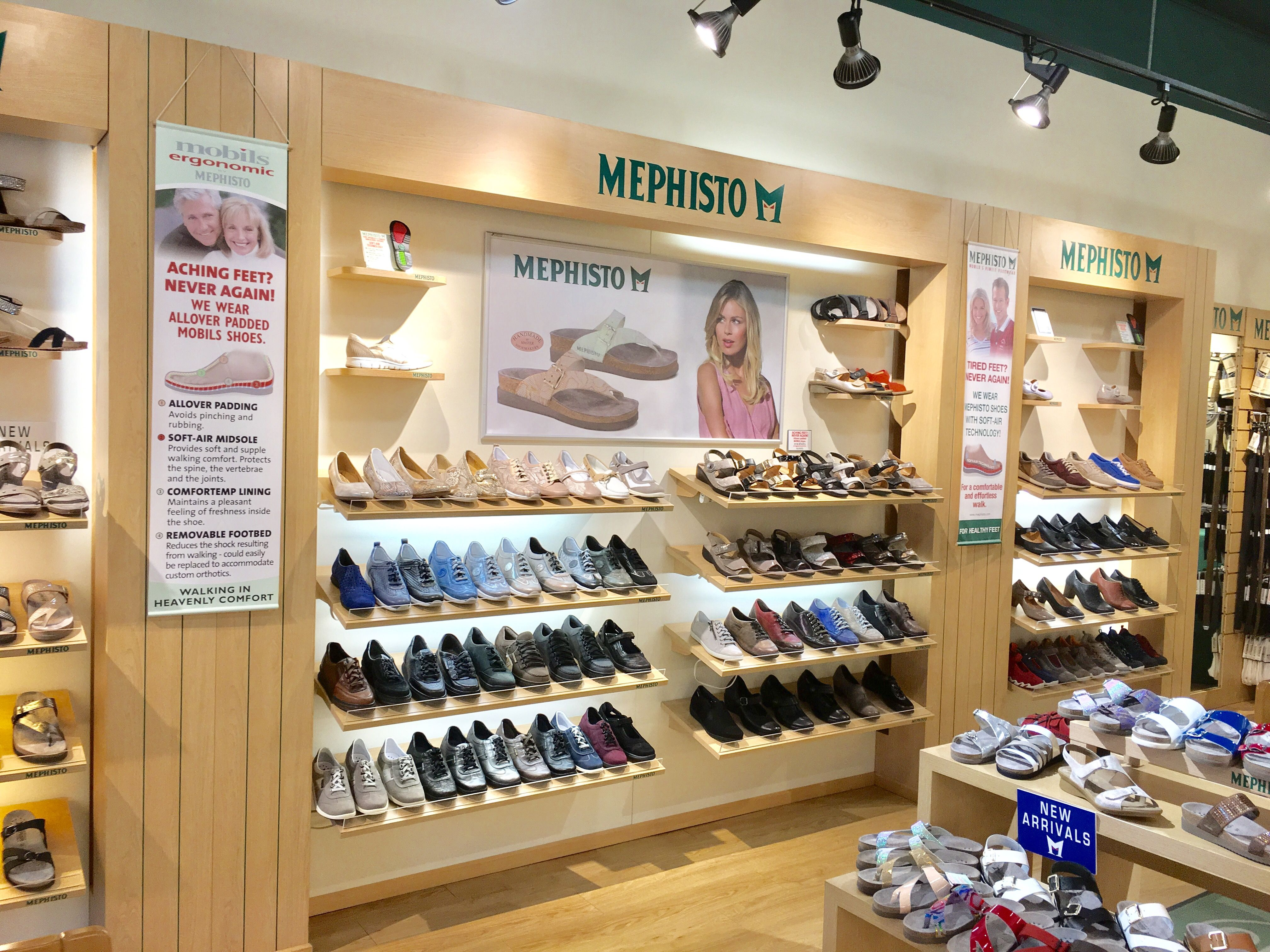 MEPHISTO Finest Walking Shoes