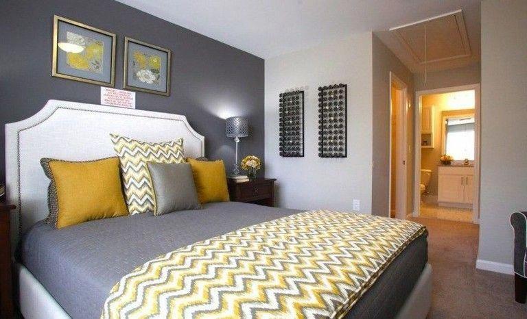 45 Admirable Bedroom Paint Design Ideas Bedroom Bedroomdecor Bedroomideas Darkbedroom Chambres A Coucher Modernes Deco Chambre A Coucher Chambre Design