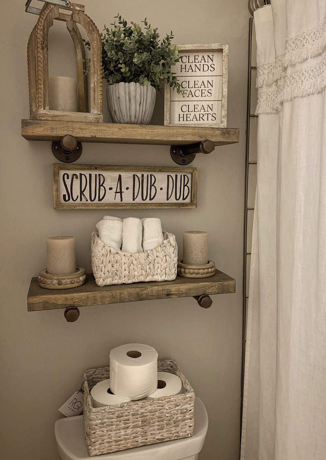 Bathroom decor – FarmHouse Decor in 9  Kirkland home decor