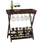 Found it at Wayfair - Havana 6 Bottle Wine Rack