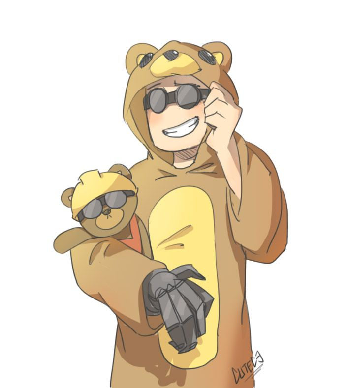 team fortress 2 meet the medic russian bear