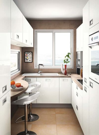 house designs schmale k che k che k chen ideen. Black Bedroom Furniture Sets. Home Design Ideas