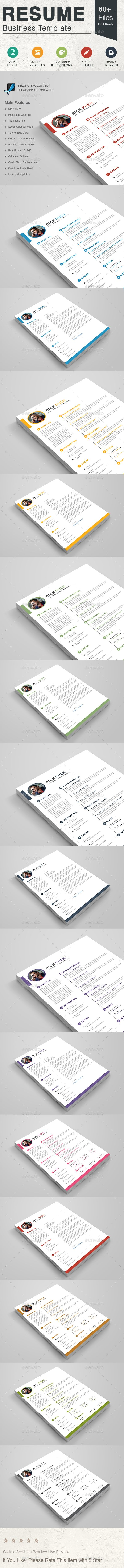 Resume Template  Template Font Logo And Logos