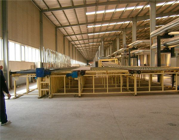 Paper Faced Gypsum Board Production Line For Sale Length 2400mm