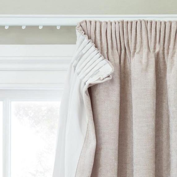 curtain rail styles | Curtains | Pinterest | Curtain rails