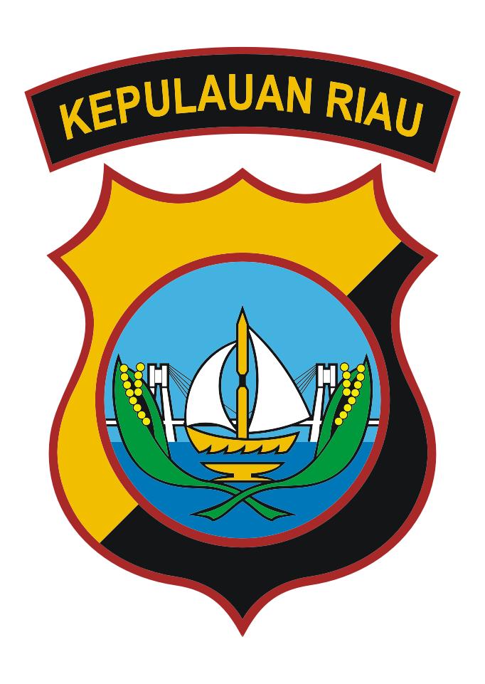 Logo Polda Kepulauan Riau Vector (Dengan gambar) Kepulauan