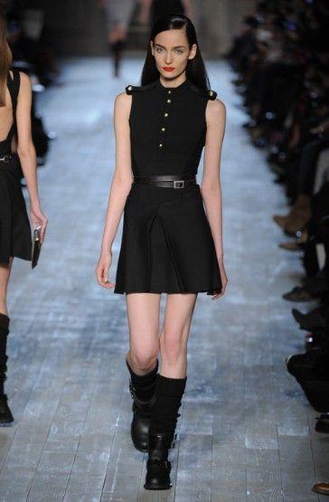 Victoria Beckham A/W 2012 - NYFW