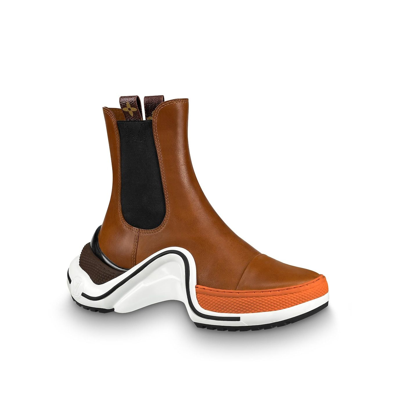 1c236af899b4 View 1 - SHOES ALL COLLECTIONS Lv Archlight Flat Chelsea Boot