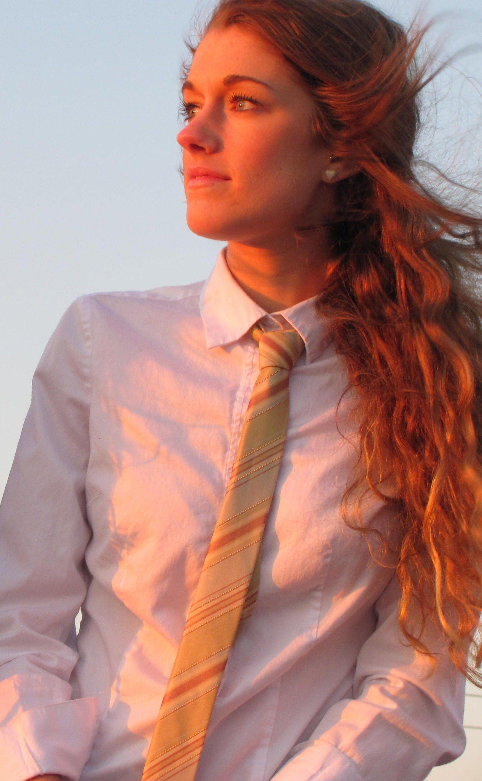 menswear for women FIERCE! www.beth-noel.com